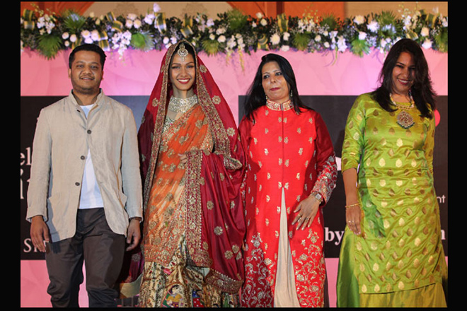 #BeWithBeti Fashion Show